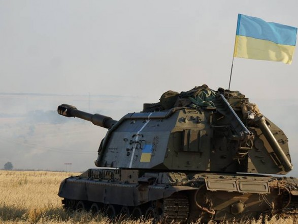 Президент: НаДонбасі вбоях зросійським агресором загинуло 317 артилеристів