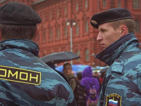 УМоскві проходить «Русский марш», є затримані