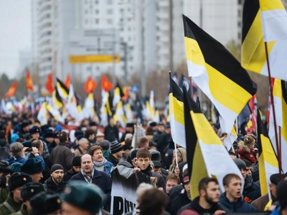 УМоскві почалися затримання наскасованому «Російському марші»