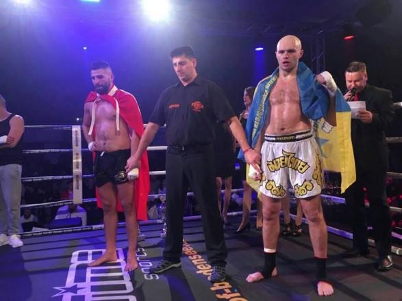 Маріуполець став чемпіоном світу з кікбоксингу