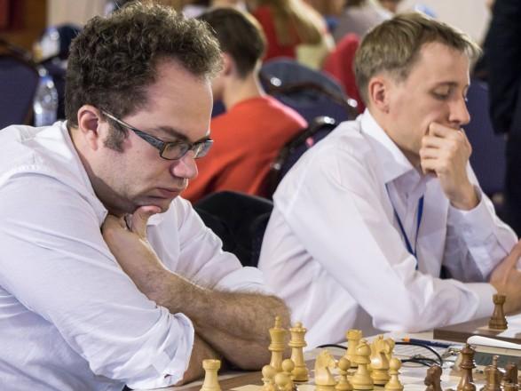 Українці продовжили переможну ходу на ЧЄ з шахів