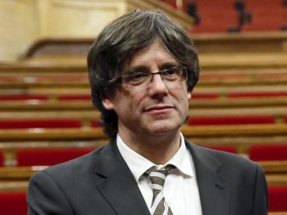 Екс-лідера Каталонії тайого соратників бельгійський суд відпустив напоруки