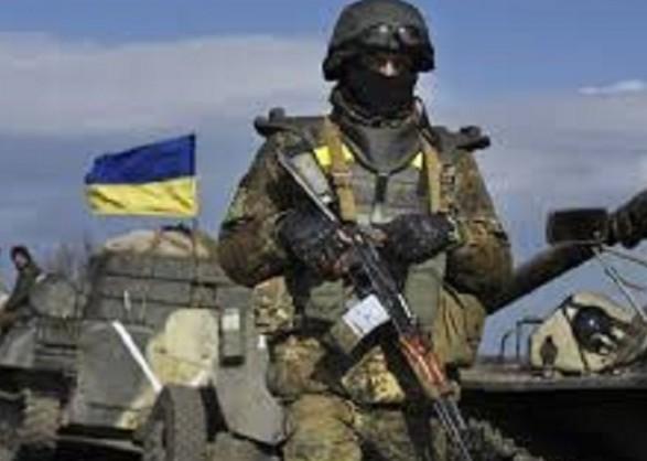 НаДонетчине оккупанты избивали изпулеметов поВодяному— Штаб АТО