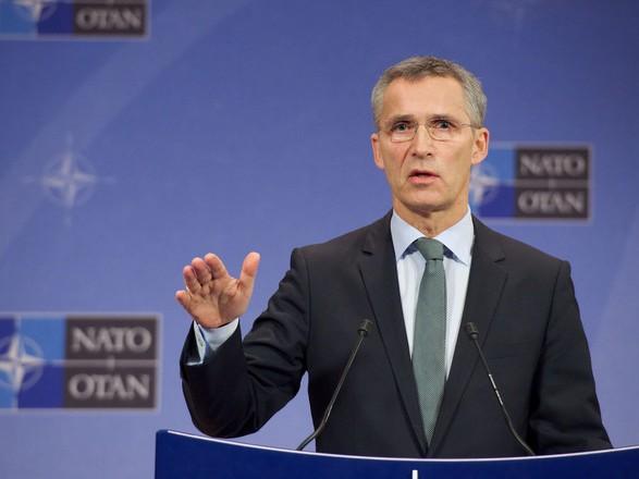 НАТО реорганізує командну структуру із-за російської агресії,— Столтенберг