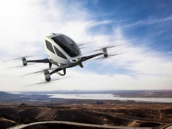 Uber залучив NASA достворення літаючого таксі