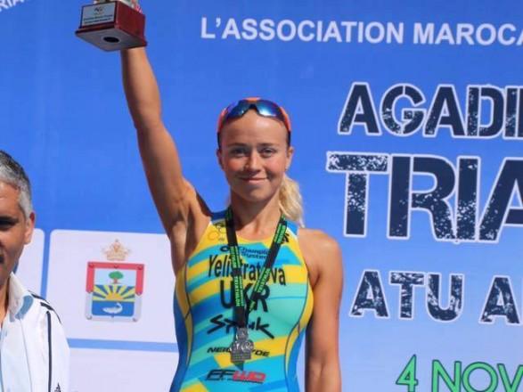 Українка виборола медаль етапу Кубку Африки з триатлону