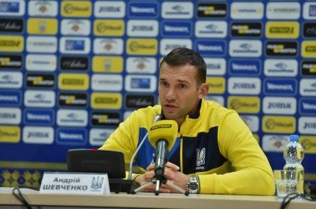 Футбол: Україна зосередиться нагрi, яка дає результат,— Шевченко