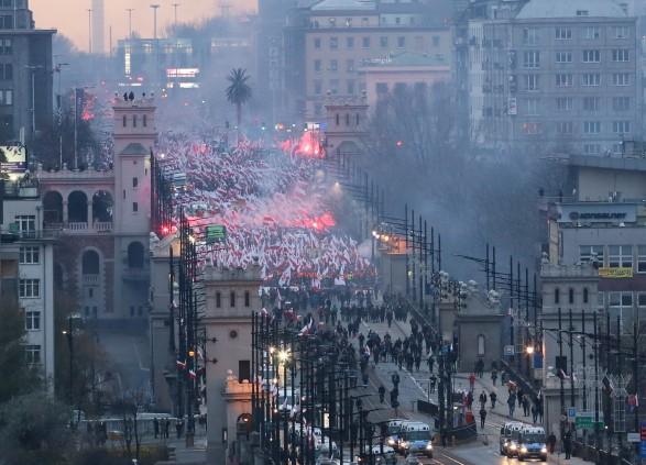 УВаршаві пройде масштабний марш ультраправих