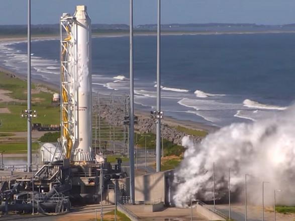 """В США запустили ракету-носій """"Антарес"""", яку розробили спільно з українцями"""