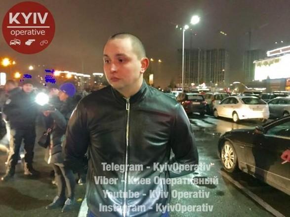 Появились фото вероятных перевозчиков взрывчатки в Киеве