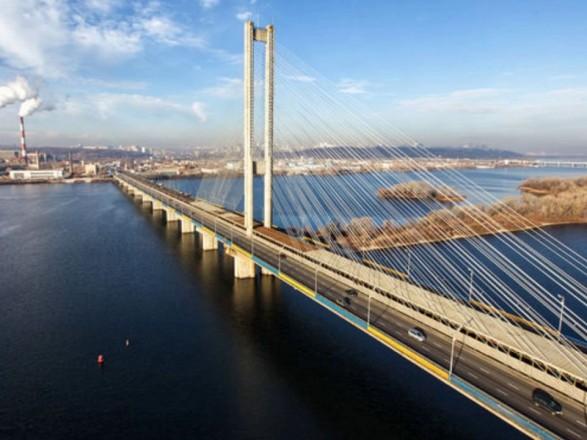 Завтра наМосковському мосту уКиєві буде обмежено рух