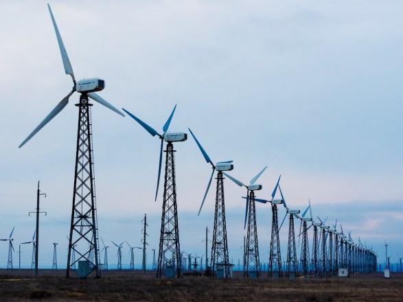 НаХерсонщині ввели вексплуатацію 12 новітніх вітрогенераторів