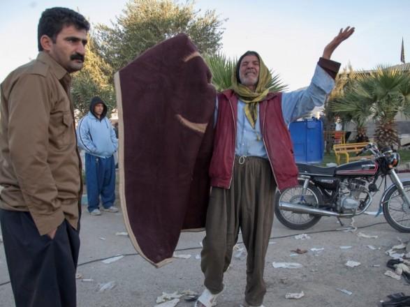 Накордоні Іраку та Ірану стався землетрус магнітудою 7,3