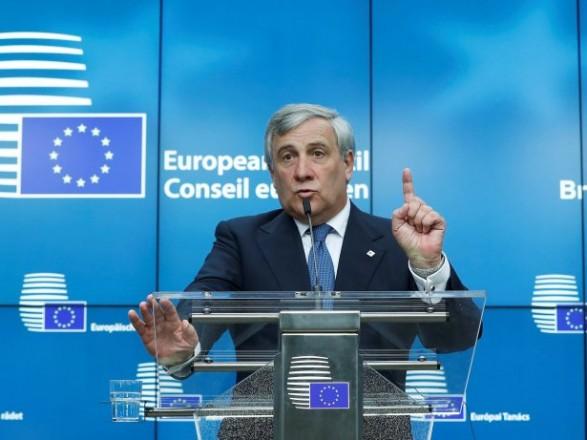 Президент Европарламента: Британия должна заплатить 60 млрд евро за Brexit