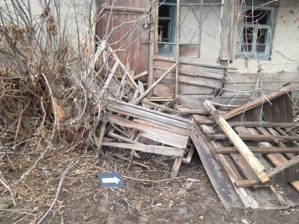 УСЦКК показали фото наслідків обстрілу житлових будинків уТрьохізбенці