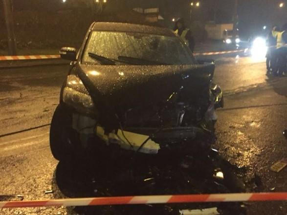 УКиєві чиновник сервісного центру МВС спровокував смертельну ДТП