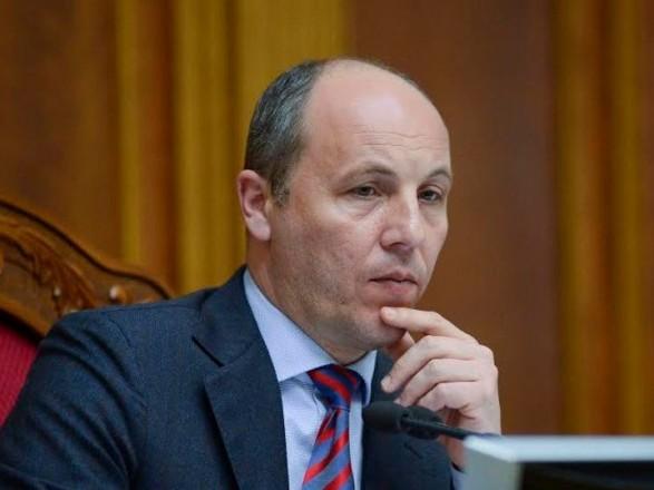 Парубій припустив можливість сумісництва роботи вКабміні здепутатством