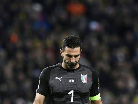 Італія зіграла внічию зі Швецією танепотрапила начемпіонат світу