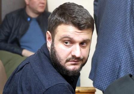 Апеляційний суд Києва залишив без змін запобіжний захід синові Авакова