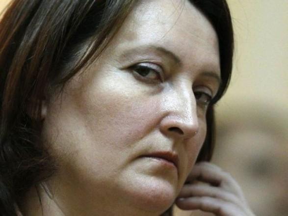 Transparency International требует отстранить Корчак от должности на в