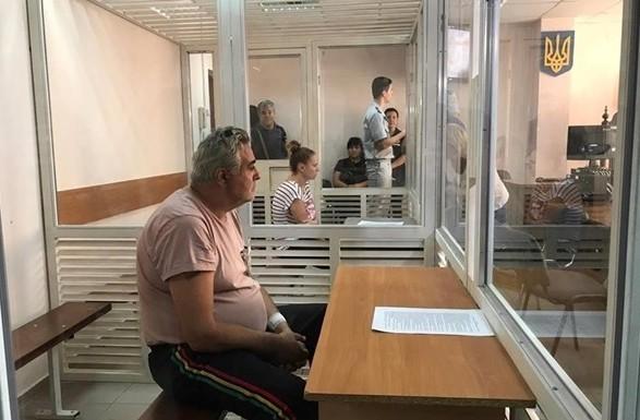 Пожежа вОдесі: директора табору випускають під заставу