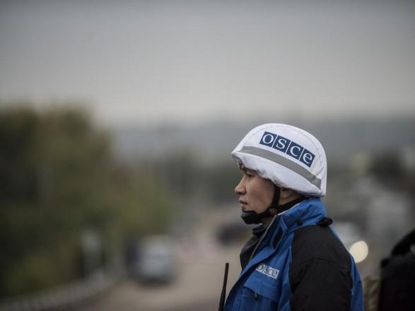 ОБСЕ зафиксировала увеличение числа взрывов наДонбассе
