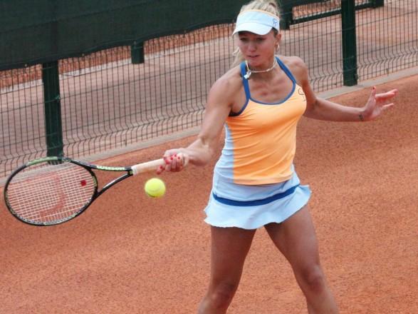 Українська тенісистка Янчук пробилася до чвертьфіналу турніру в Польщі