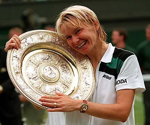 Померла відома чеська тенісистка Яна Новотна