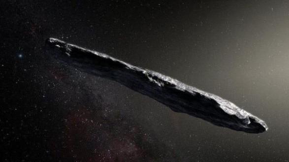 Ученые обнаружили астероид из другой галактики