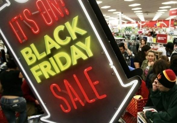... 24 ноября по всей Украине стартуют глобальные распродажи - Black Friday  или