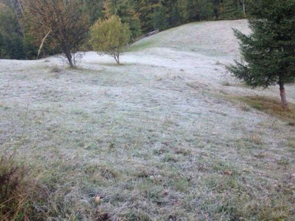 Сьогодні вУкраїні холодно табез опадів