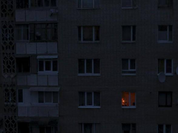 Через сніг наЛуганщині 20 тияч мешканців залишилися без світла