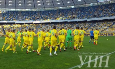 Україна продовжує втрачати позиції урейтингу ФІФА