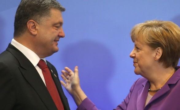 Порошенко проведет встречу с генеральным секретарем НАТО вБрюсселе