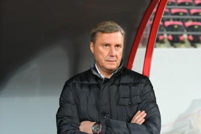 Хацкевич назвав причину поразки «Динамо» в Лізі Європи