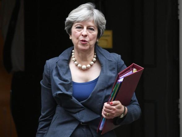 «Розплющіть очі». Мей закликала європейських лідерів замислитися про загрозу збокуРФ