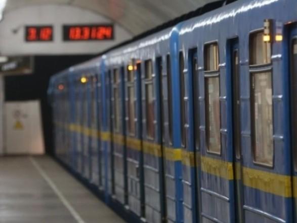 ВКиеве милиция проверяет все станции метро из-за сообщений оминировании