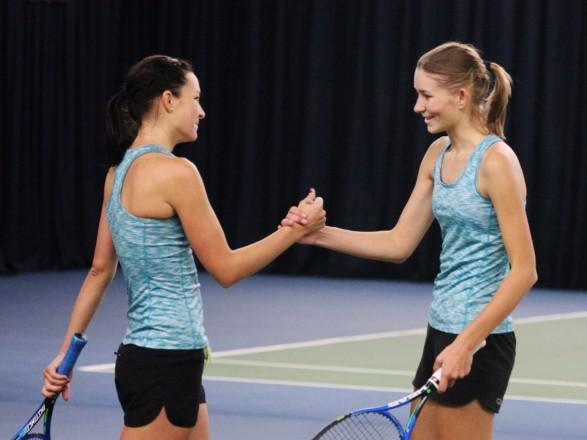 Українські тенісистки тріумфували на тенісному турнірі в Білорусі