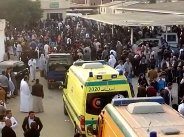 Число жертв превысило 300— Теракт вЕгипте