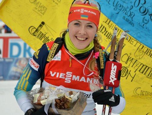 Джима принесла Україні першу медаль у новому сезоні Кубку світу з біатлону