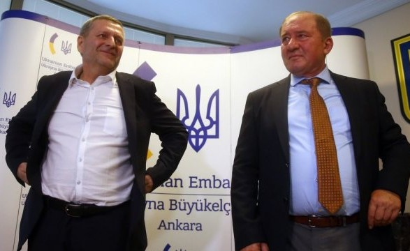 Туреччина обміняла Умерова і Чийгоза надвох російських шпигунів
