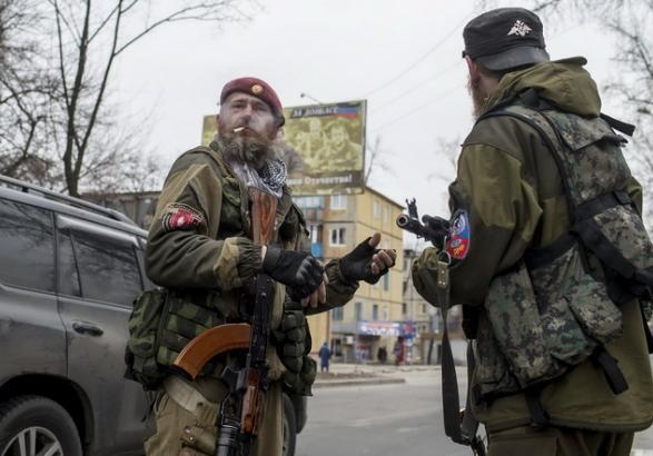 Штаб: бойовики за день не стріляли у військових ЗСУ, лише у цивільних
