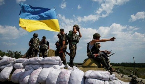 Заминулу добу взоні АТО один український військовий отримав поранення