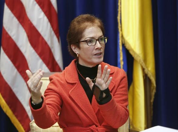 Посол США рассказала о направлениях американской поддержки Украины
