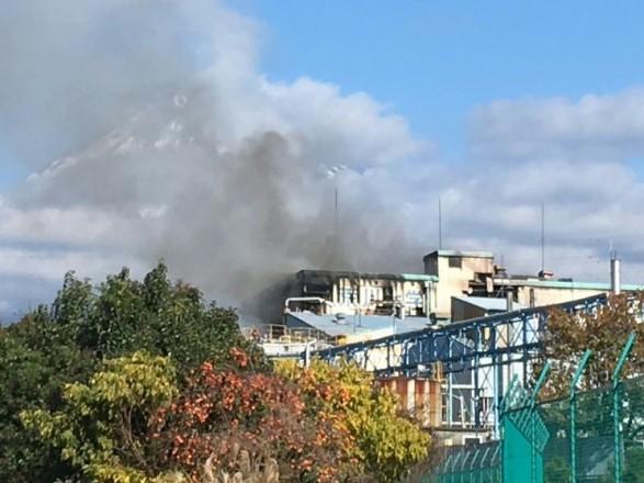 На хімзаводі вЯпонії стався вибух, є жертви