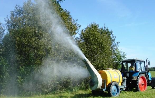 Як запобігти отруєнню при роботі з пестицидами