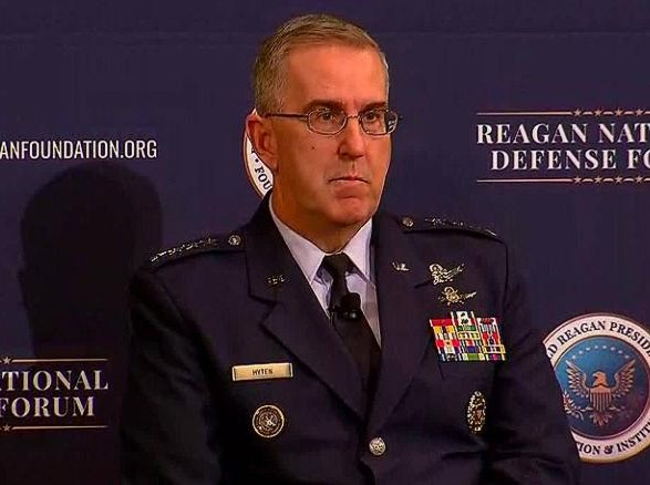 Генерал США: Росія таКитай спільно розробляють космічну зброю