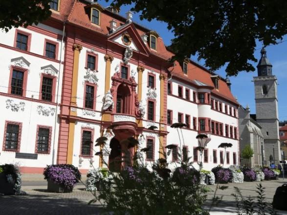 У німецьку урядову будівлю принесли пакунок з ручною гранатою