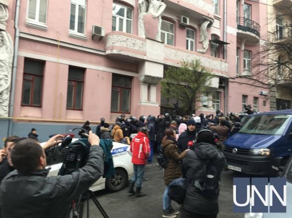 Прокуратура взялася занардепів-«визволителів» Саакашвілі