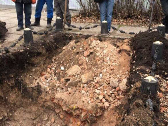 Могила большевика Руднева в Харькове оказалась ложной